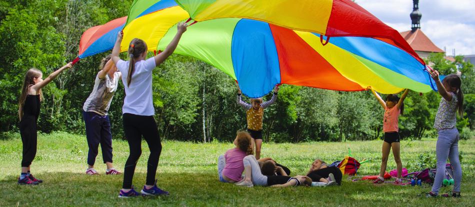 Příměstské tábory – Letní cirkusení 2021